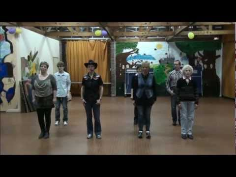 BOSSA NOVA Line Dance country- compte et danse