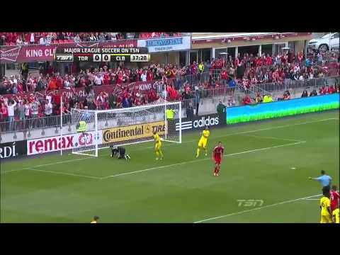 HIGHLIGHTS: Toronto FC vs. Columbus Crew | May 18, 2013_Best videos: Soccer