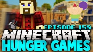"""Minecraft Hunger Games: """"It's A Party!"""" - Ep 159"""