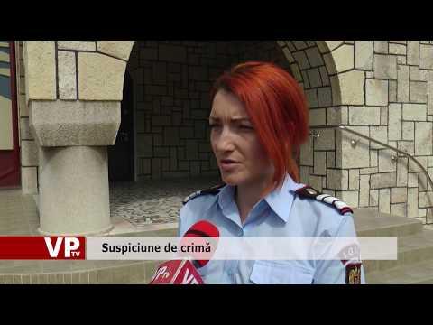 Suspiciune de crimă