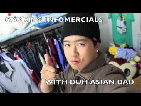 Asian dad reacts to Cooking Infomercials