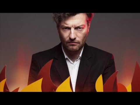 Charlie Brooker on the Radio 1 Breakfast Show