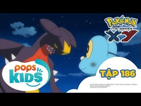 Pokémon Tập 186 - Tiến hóa Mega và Tháp Lăng Kính - Hoạt Hình Tiếng Việt Pokémon S17 XY - Thời lượng: 21:51.