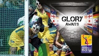 Australia vs Korea – Women's Rabobank Hockey World Cup 2014