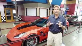 National Corvette Museum Tour in 5 Minutes by Hot Rod Magazine