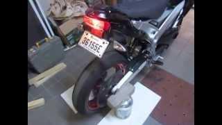9. 2011 Zero S Electric Motorcycle Walkaround
