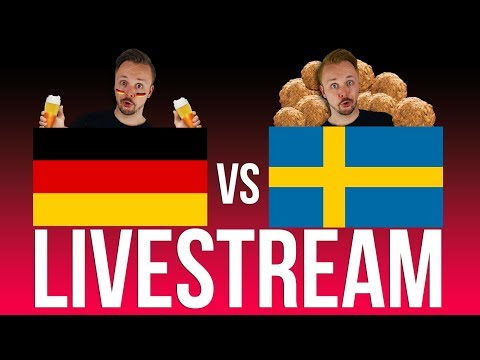 Germany Vs Sweden Livestream 🔴 Fifa World Cup 2018