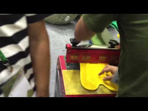 EVA SMALL FORM MOULDING MACHINE & EVA INSOLE MOLDINGMACHINE