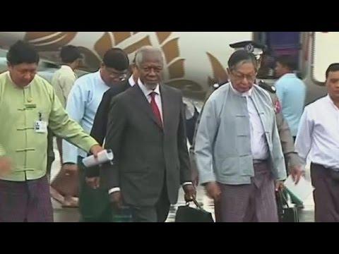 Η ανεπιθύμητη απο όλους μειονότητα των Ροχίνγκια