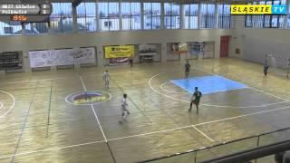 Nbit Gliwice vs Cuprum Polkowice (19 kolejka) - cały mecz