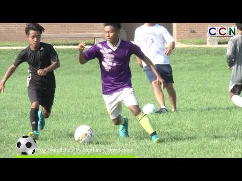 Perry Meridian High School  Vs  Southport High School Soccer Event invitation