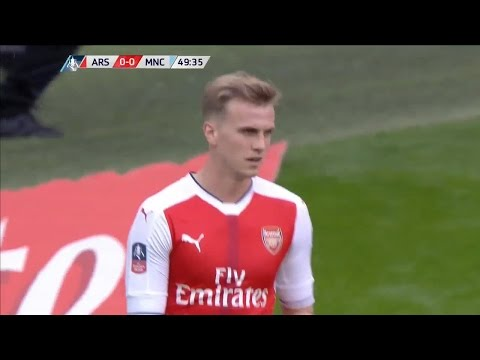 Rob Holding vs Manchester City| Fa Cup | 23/4/2017