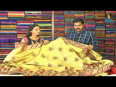 Fancy Designer Sarees with Price | Sogasu Chuda Tarama_5-12-2013 | Vanitha TV 05 December 2013 06 PM