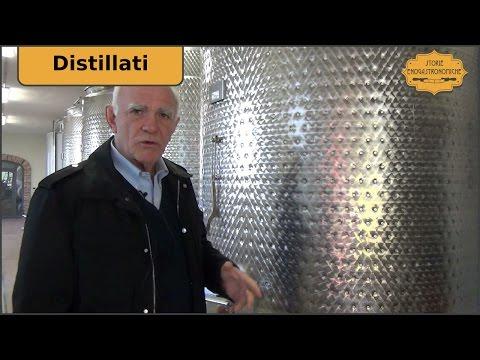 La fermentazione spontanea dei distillati