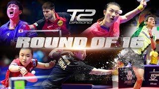 Video T2 Diamond Malaysia | Day 2 | Round of 16 MP3, 3GP, MP4, WEBM, AVI, FLV Juli 2019