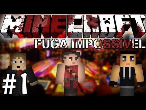 Minecraft: Fuga Impossível - Episódio 1