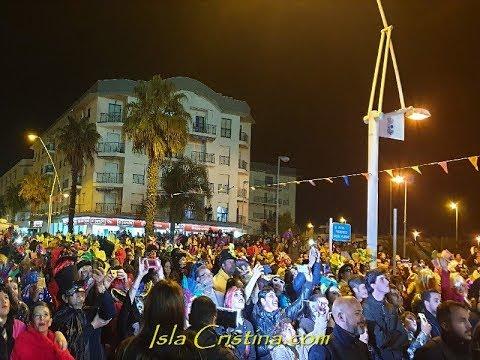 Entierro de la Sardina Isla Cristina 2019