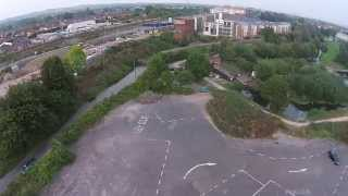 Taunton United Kingdom  city pictures gallery : Phamton 2 Vision + Fly Around Taunton Somerset UK