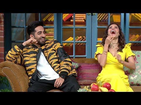 The Kapil Sharma Show - Movie Dream Girl Episode Uncensored | Ayushmann Khurrana, Nushrat Bharucha