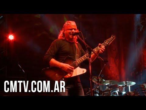La Renga video Huracán 2017 - Momentos del show