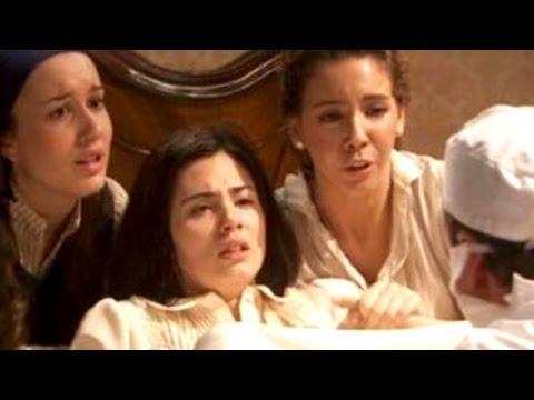 il segreto - jacinta tenta di uccidere maria e la sua piccola in grembo