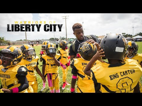 STARZ - Warriors of Liberty City (extended trailer)