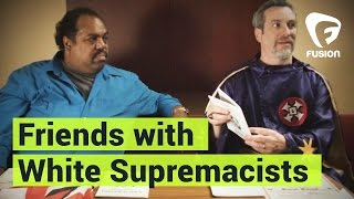 Some Of My Best Friends Are White...Supremacists