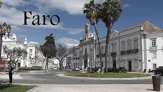 Faro Portugal  city photos : PORTUGAL: Faro city - Algarve [HD]