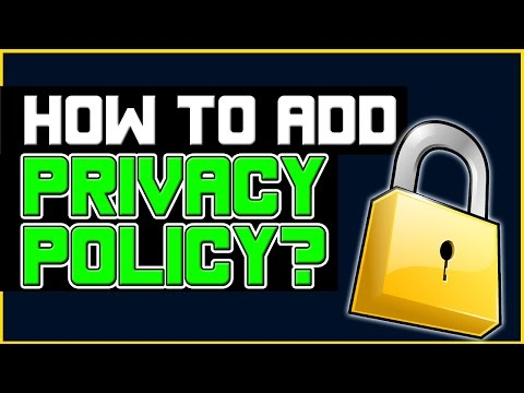 , title : 'How to Add Privacy Policy to WordPress? - Easy Plugin!'