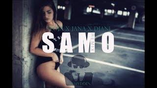 STOJA, JANA & DJANI - Samo (Mr. Hydden Remix)