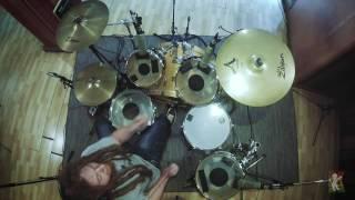 reggae drummer #1