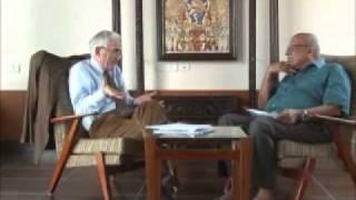 Nicholas Kazanas, Vedic scholar interviewed by S. Kalyanaraman (1/2)