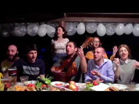 ბაჩო და ტატა ქორწილი ტყეში)) (ვიდეო)