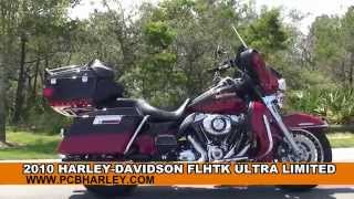7. Used 2010 Harley Davidson Electra Glide Ultra Limited Motorcycles for sale - Miami, FL