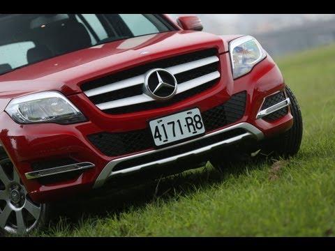 輕休旅小改款 M-Benz GLK220 CDI