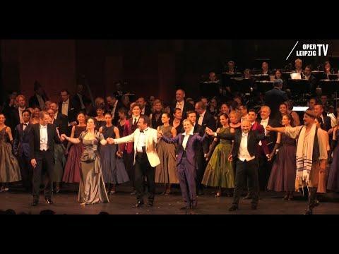Oper Leipzig: Gala-Konzert zum Jahreswechsel 2018 zu 2 ...