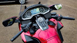 4. Gold Wing DCT 1st Ride!! • It Couldn't Be More Epic..! | TheSmoaks Vlog_883