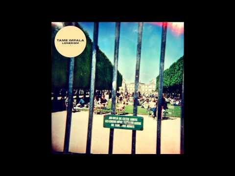 Above - From Tame Impala's second album, Lonerism.