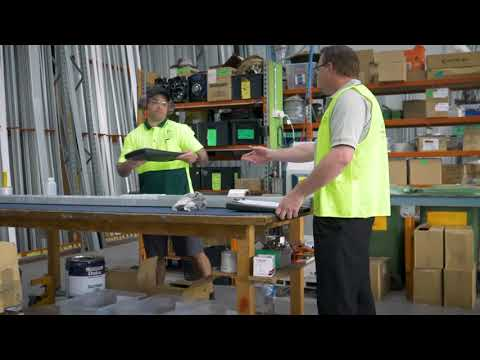 Bris Aluminium Corporate Video