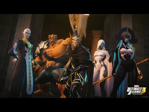 Trailer de l'E3 2019 de Marvel Ultimate Alliance 3: The Black Order
