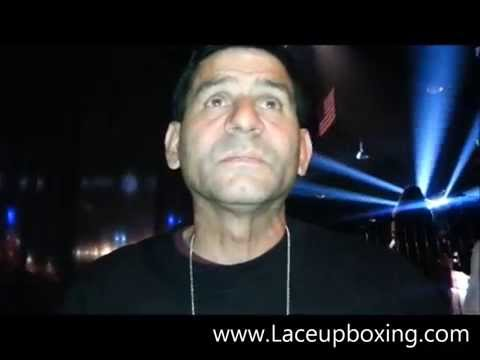 ANGEL GARCIA TALKS DANNY GARCIA FUTURE POST BERNARD HOPKINS VS BIEBUT SHUMENOV