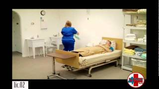 Assist Resident With Bedpan CNA Skills