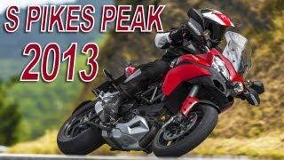 8. New 2013 Ducati Multistrada 1200 S Pikes Peak: Extreme Pleasure