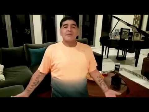 Maradona: Nole, ti si broj jedan!