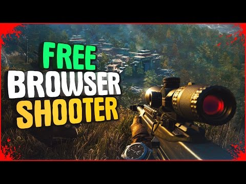 Top 10 Free Shooter Online Browser Games