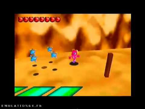 Chameleon Twist 2 Nintendo 64