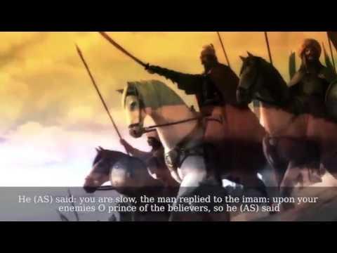 Imam Ali Ibn Abi Talib Story - A Story Of Imam Ali (A.S) - In Obedience To You O Amir Al-Mu'minin
