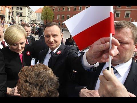 """Prezydent RP: """"Biało-czerwona flaga jest wspólna"""""""