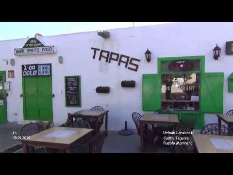 Costa Teguise - Pueblo Marinero - Lanzarote