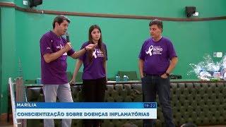 Maio Roxo: campanha alerta sobre doenças inflamatórias intestinais